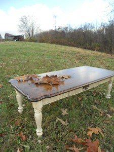 Ethan Allen Farmhouse Table 003