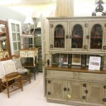 Professional Cabinet and Furniture Painting booth pictures from Vintage Chic Painting