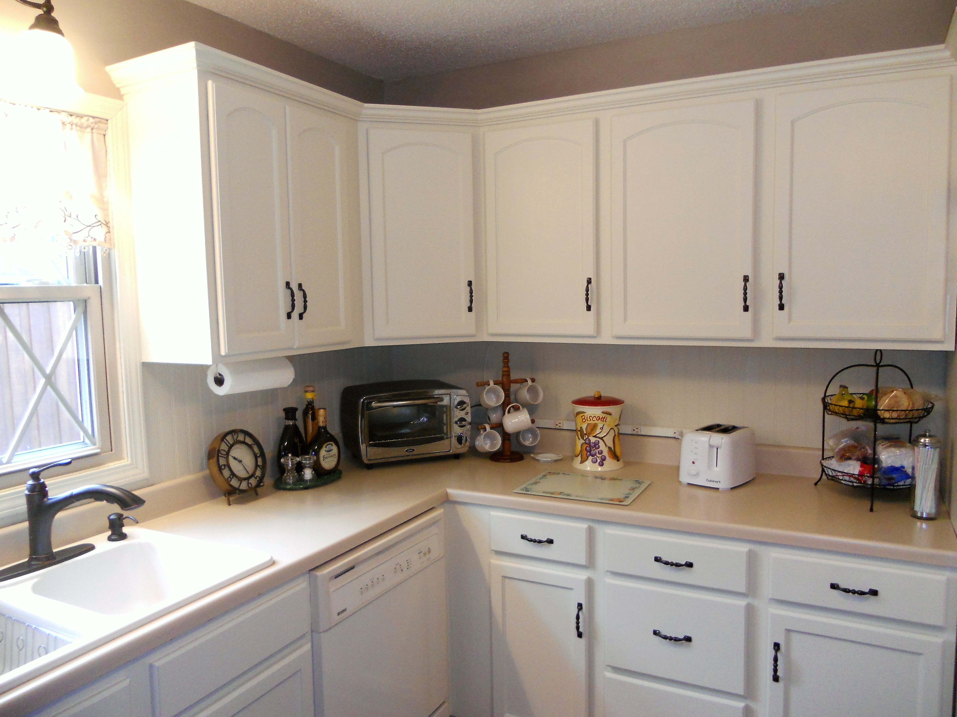 Painted Kitchen Cabinets Home Decorating Ideas Painting