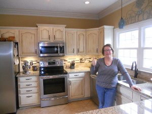 Cost effective kitchen updates customer thumbs up