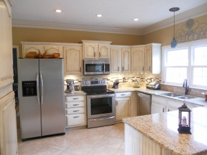 Cost effective kitchen updates